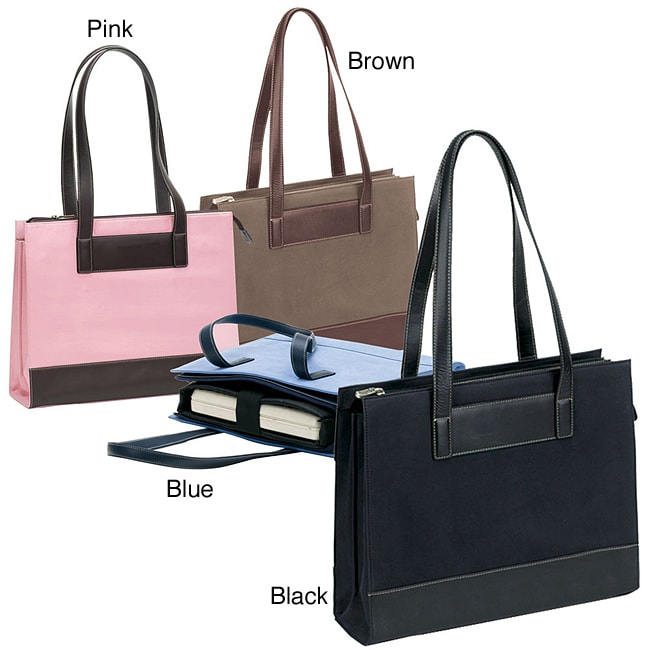 The 'Runway' Women's 13.3-Inch Laptop Tote Bag