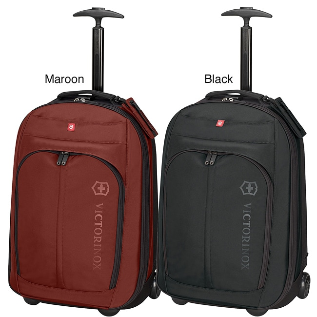Victorinox Swiss Army Seefeld 22-Inch Expandable Wheeled Carry-On Upright