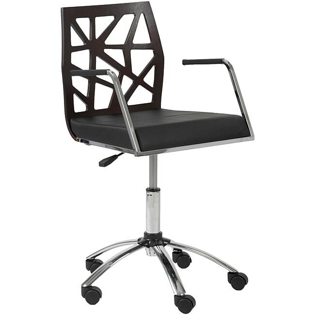 Sophia Wenge Office Chair