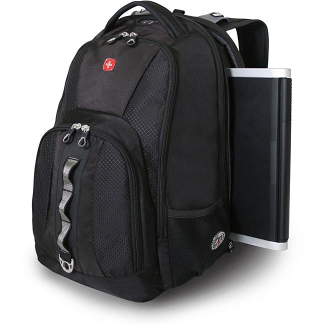 Swiss Gear Wenger Swiss Gear Black ScanSmart 17-inch Lapt...