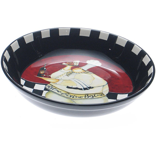 Certified International Chef de Cuisine Pasta Serving Bowl