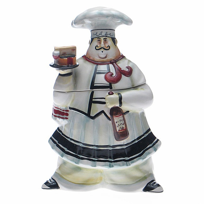 Certified International Chef de Cuisine Cookie Jar