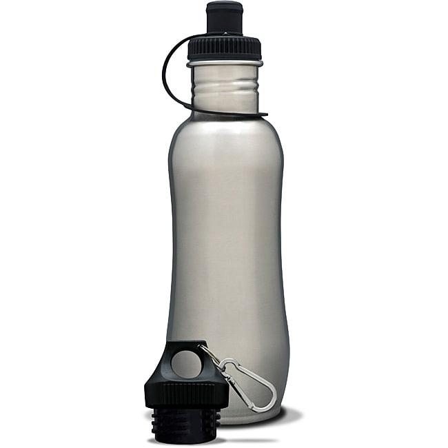 AffirmWater 32oz Blank Stainless Steel Water Bottle