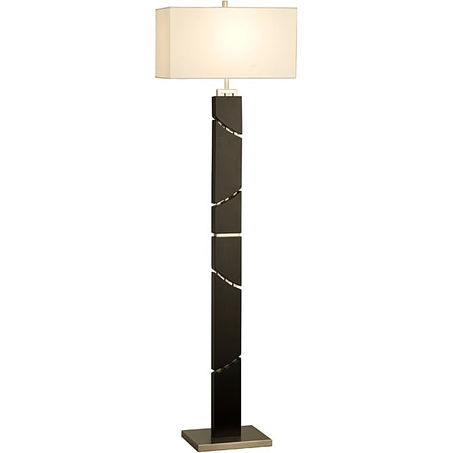 Nova Deconstructed 1-light Floor Lamp