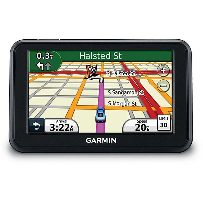 Garmin Nuvi 40 Portable GPS Navigator