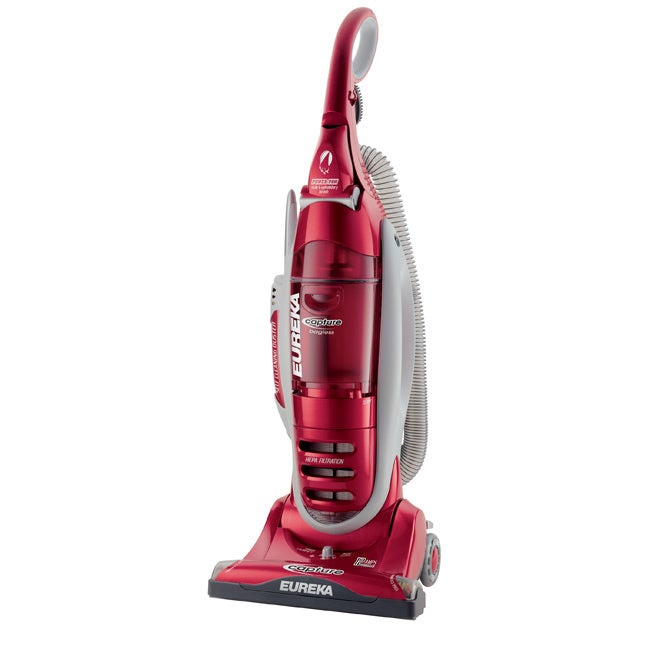 Shop Eureka Capture Bagless Upright Vacuum Free Shipping