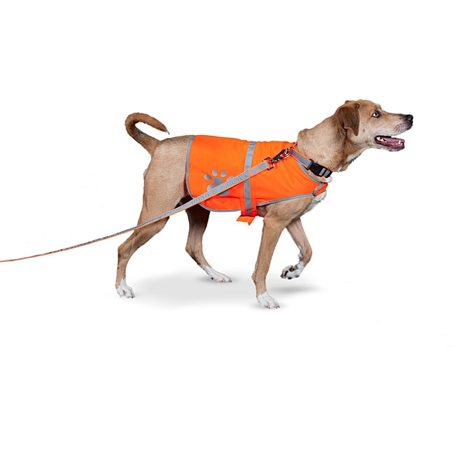 Petflect Reflective Breathable Quick-release Adjustable Safety System - Thumbnail 0