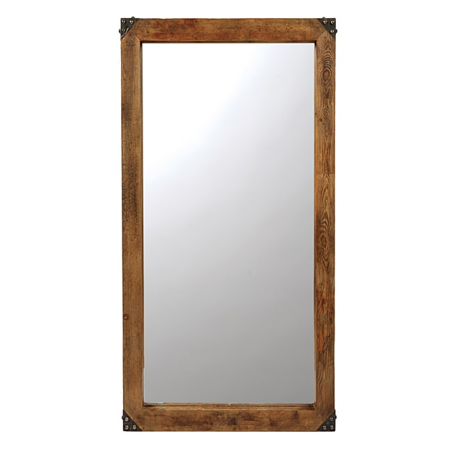 Kosas Home Jaden 72-inch Wooden Wall Mirror