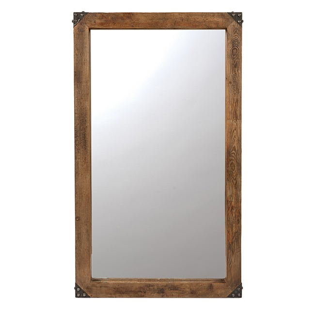 Kosas Home Jaden 60-inch Wooden Wall Mirror