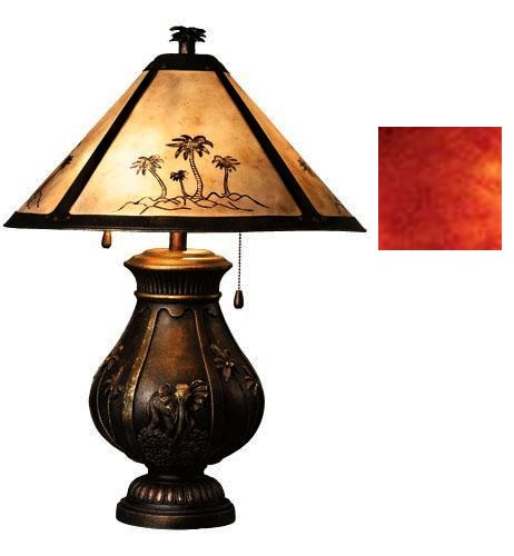 Shop Small Palm Tree Table Lamp 2 Options Free