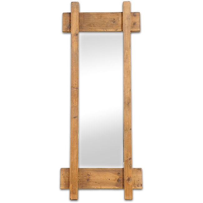 Kosas Home Holmes Wood Frame Mirror