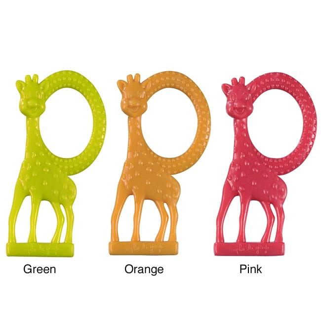 Vulli Sophie the Giraffe Vanilla Teething Ring