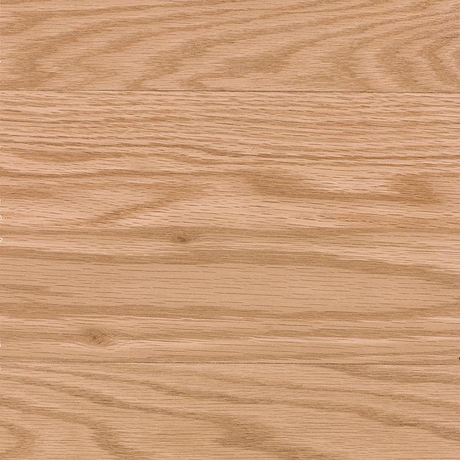 Easy Install 8mm 3-Strip Natural Oak Laminate Flooring (154.61 SF)