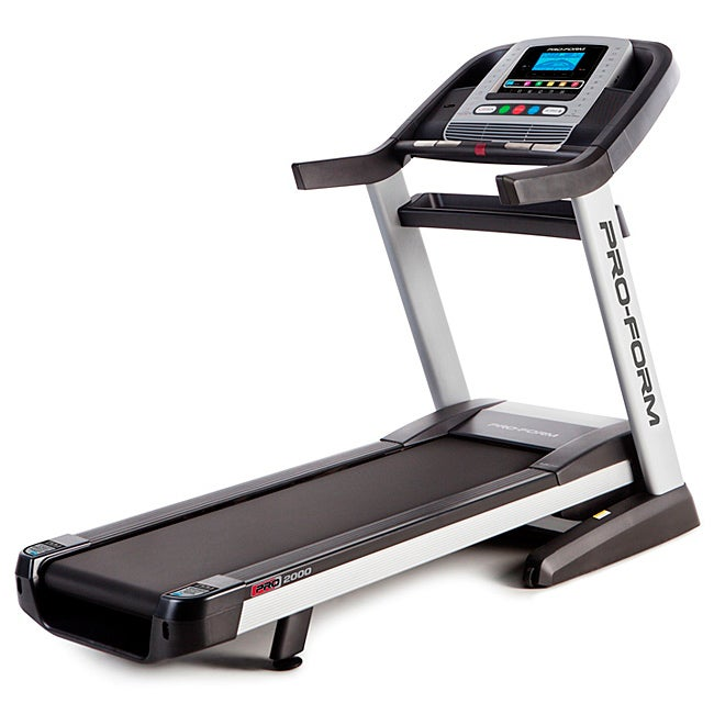 Treadmill Desk Reviews Consumer Reports: ProForm Pro 2000 Treadmill