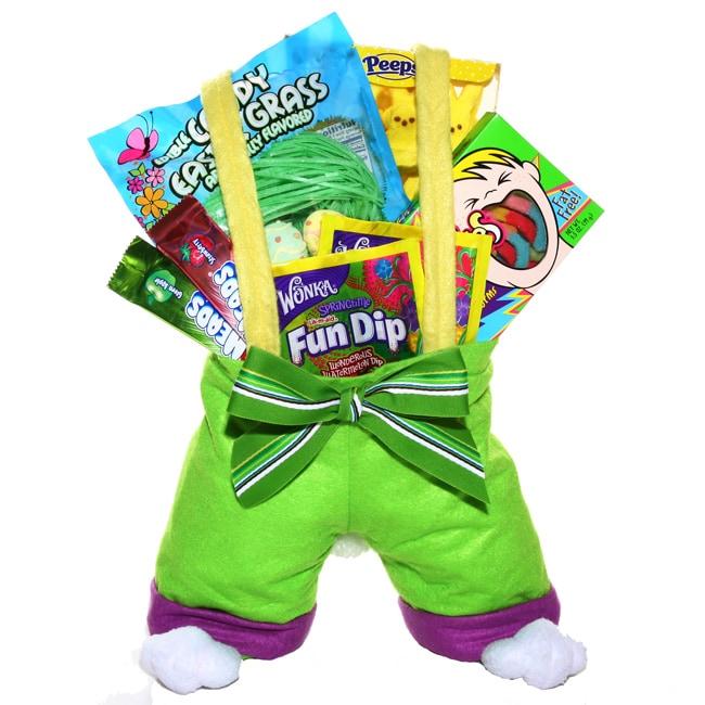 Mr. Bunny Pants Gift Basket