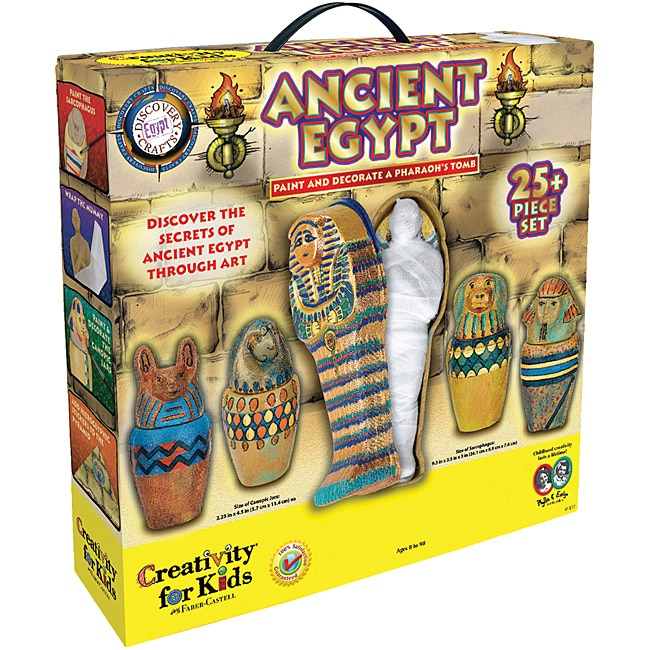 Ancient Egypt Crafting Kit
