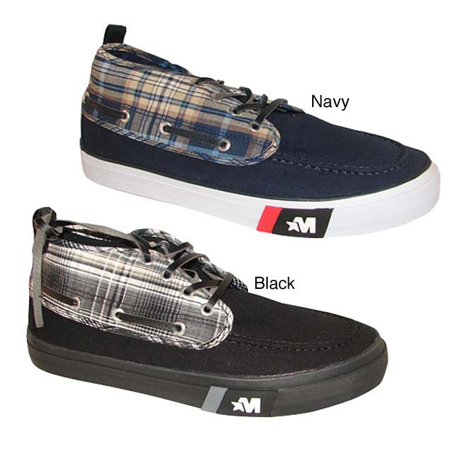 Mecca Men's 'Bogey' Casual Sneakers