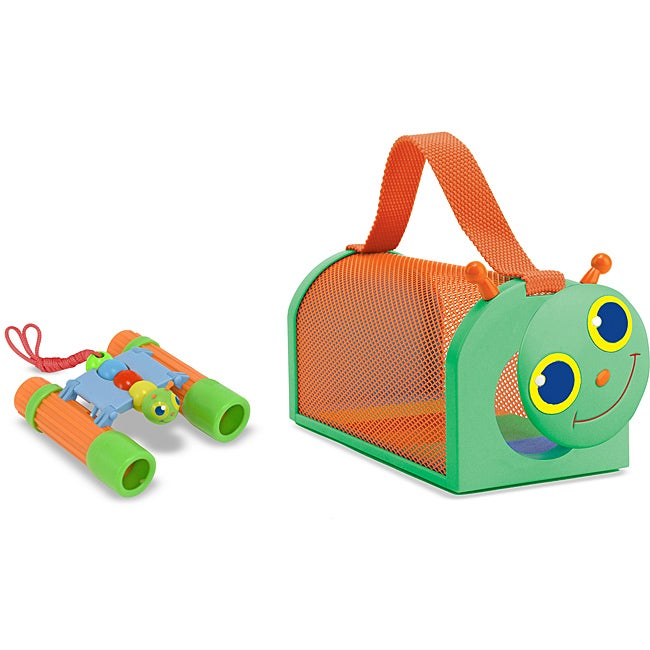 Melissa & Doug Happy Giddy Bug Catcher Collector Set - Thumbnail 0