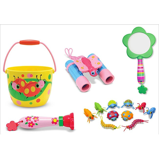 Melissa & Doug Sunny Patch Girl's Summer Pail of Fun