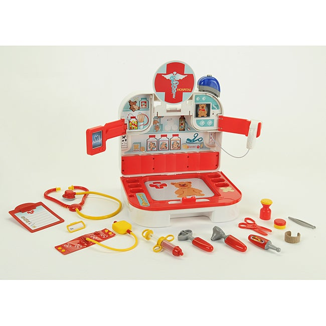 Theo Klein Hospital Ward Career Toy