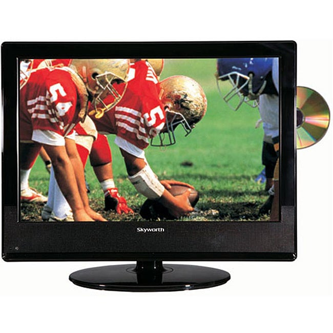 Skyworth SLC-1971A 19-inch 720p LCD TV/ DVD Player