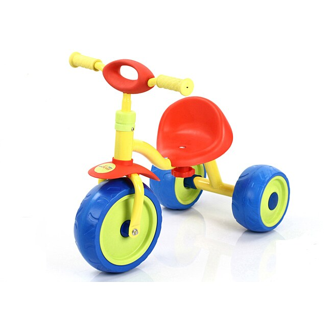 Traxx Multi Red 1st Try Learning Trike