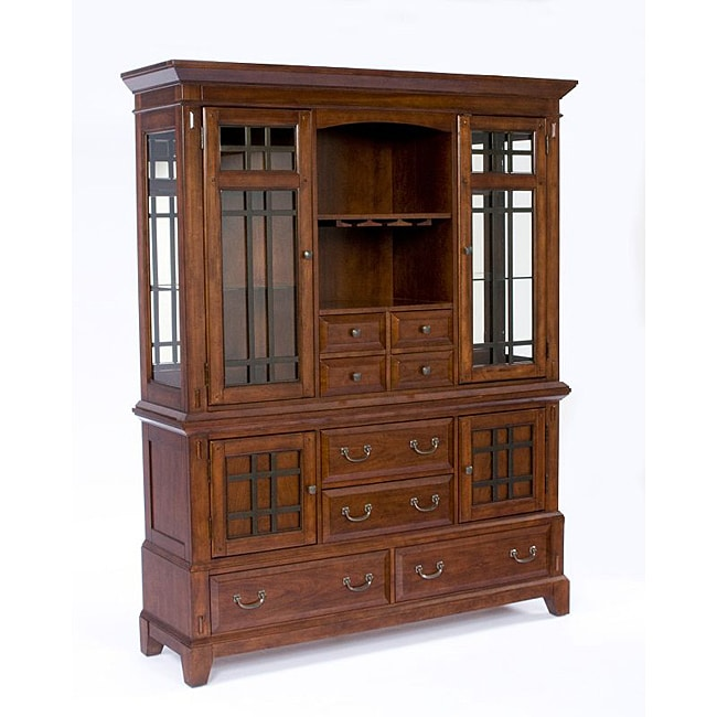 Broyhill Vantana China Base and Hutch