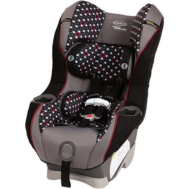 Graco My Ride 65 Convertible Car Seat With Safety Surround In Nico 25 Rebate