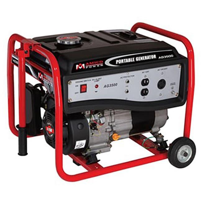 Amico AG Series 3000 Watt Gasoline Generator