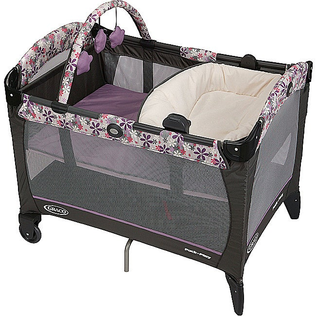 Graco Pack 'n Play Playard with Reversible Napper & Changer - Thumbnail 0