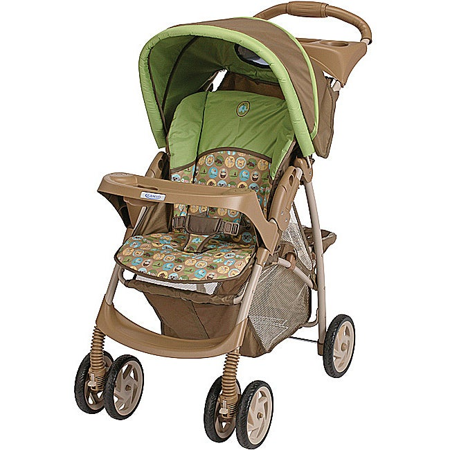 Graco LiteRider Stroller in Zooland - Thumbnail 0