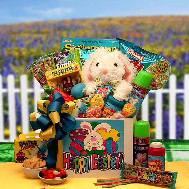 Hip Hops 'Hoppin' Good Time' Easter Gift Basket