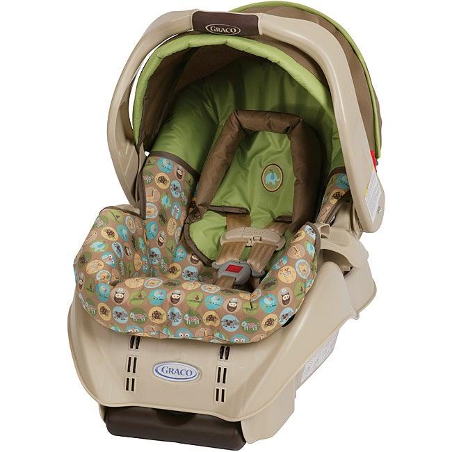 Shop Graco SnugRide 22 Car Seat in Zooland - Free Shipping ...