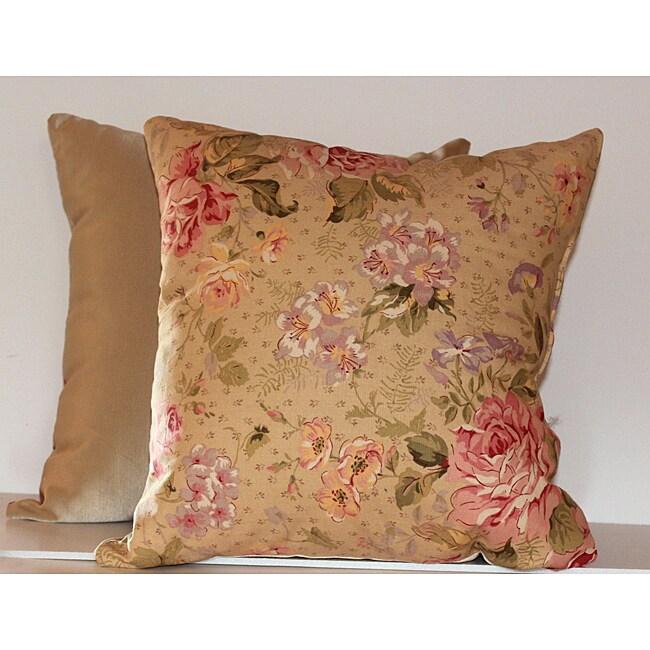 Floral Dream Decorative Pillow (Set of 2)
