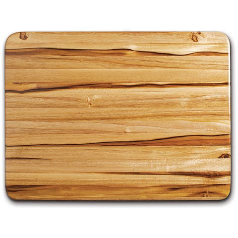 Proteak 106 Rectangular Teak Cutting Board Edge Grain