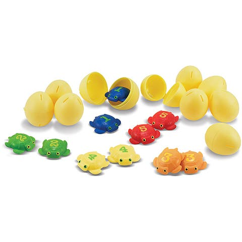 Melissa & Doug Taffy Turtle Catch and Hatch - Yellow