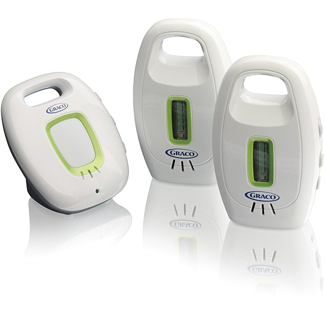 Graco Ultra Clear Analog Baby Monitors