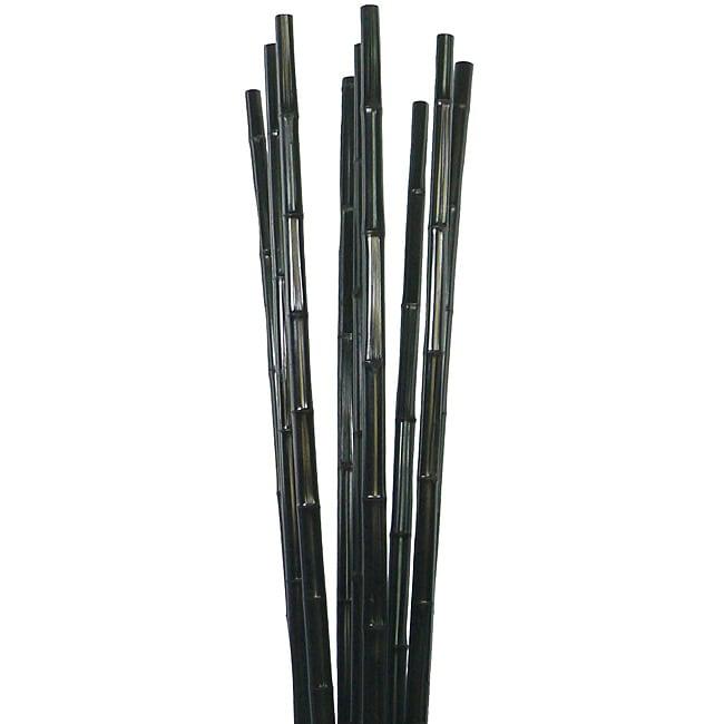 Black Bamboo Poles ~ Laura ashley tall black bamboo poles free