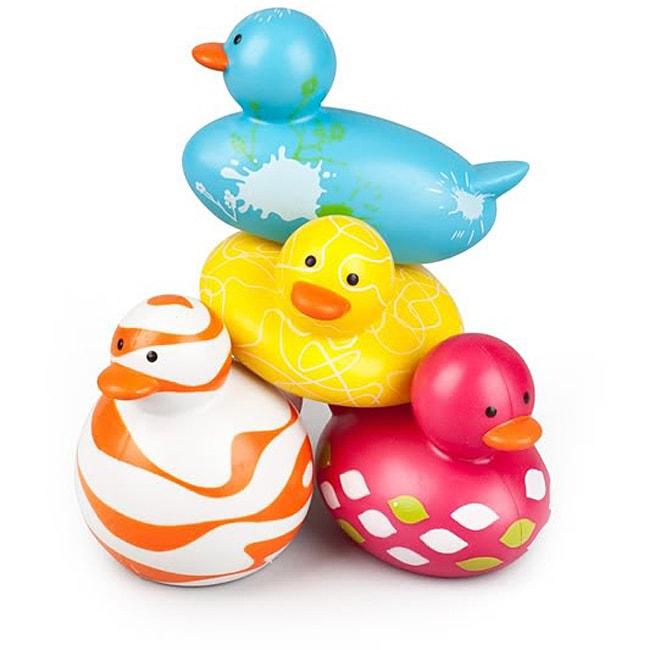 Boon Odd Ducks (Pack of 4)