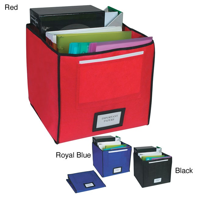 Non-Woven Storage Bin (Case of 25)