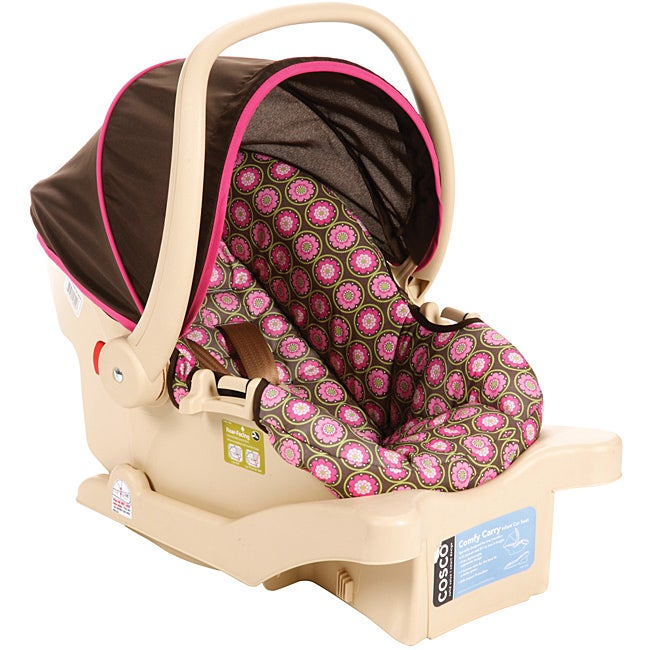 Cosco Comfy Carry Infant Seat in Bloomsbury