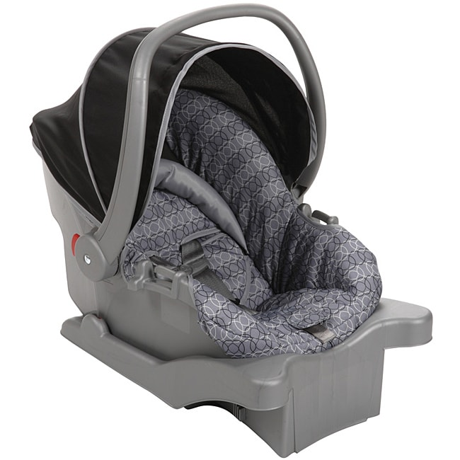 Safety 1st Comfy Carry Elite Infant Car Seat in Rose Hill