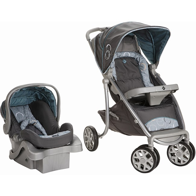 Safety 1st SleekRide LX Travel System in Rings