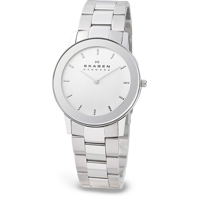 Skagen 39XLSSX Mens Stainless Steel Watch