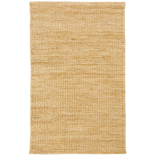 Kosas Home Heathered Cut Pile Wool Rug (5' x 8')