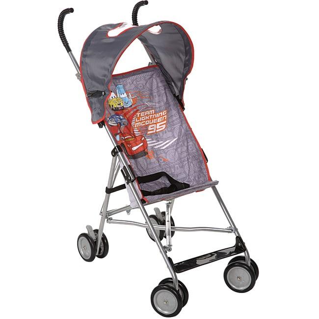Disney Cars Team McQueen Umbrella Stroller