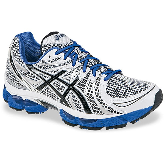 fdf212ffcb Shop Asics Men's 'Gel Nimbus 13' Running Shoes - Free Shipping Today -  Overstock - 6603395