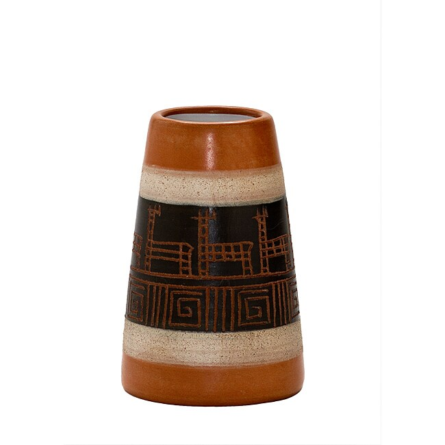 Seminario Small Cone Vase (Peru)