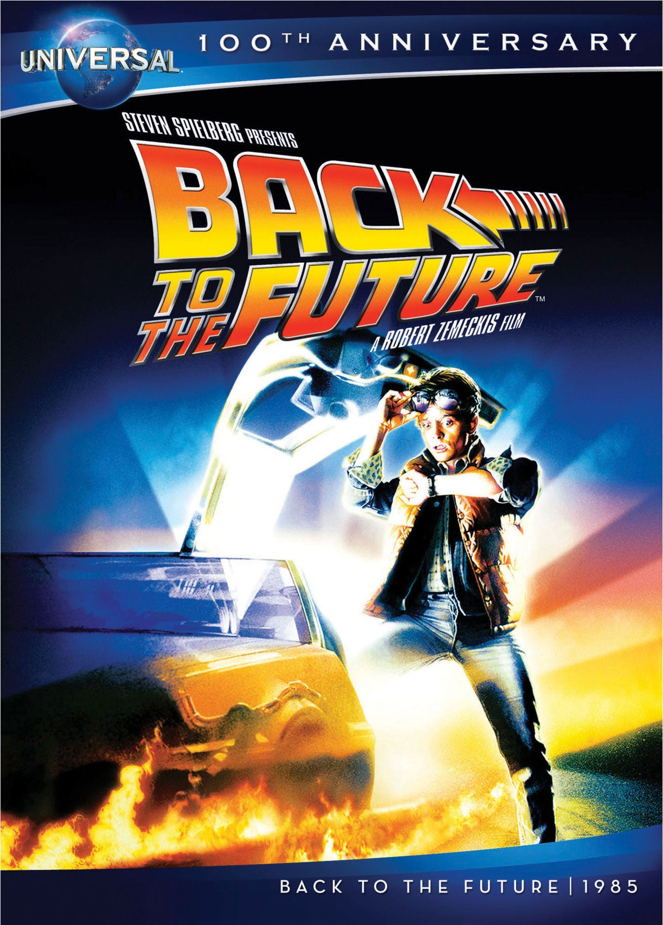 Back to the Future - Universal's 100th Anniversary includes Digital Copy (DVD)