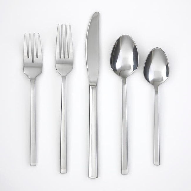 Cambridge Silversmiths Chop Mirror 20 Piece Flatware Set Free Shipping On Orders Over 45